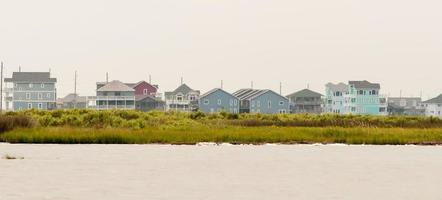 spiaggia nazionale di Cape Hatteras sull'isola di hatteras North Carolina foto