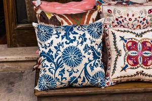 cuscini orientali foto