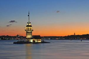 torre della fanciulla / kız kulesi