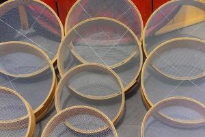 filtri per farina foto