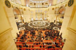 Moschea Suleymaniye, Turchia foto