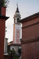 arona, lago maggiore, piemonte, italia foto