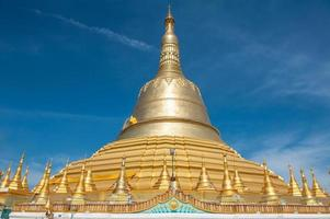 tempio di Myanmar