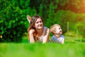famiglia - godersi la vita insieme foto
