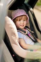 auto sicurezza bambini saet foto