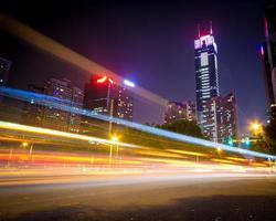 notte di Guangzhou