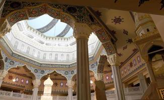 moschea cattedrale di mosca (interno), russia foto