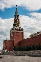 torre di Spasskaya foto