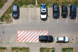 parcheggio foto