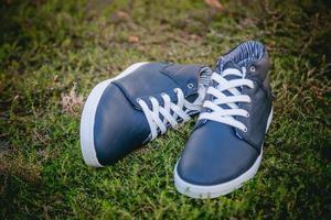 scarpe da uomo alla moda foto