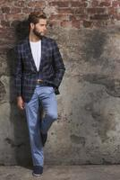 stile di moda maschile foto