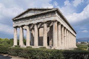 tempio di efesto foto