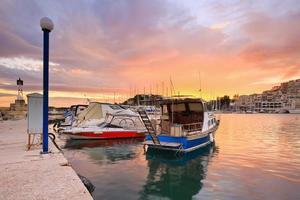 marina di mikrolimano ad Atene.