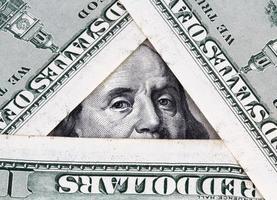 concetto di denaro foto