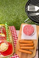 picnic estivo foto