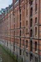 Speicherstadt Amburgo