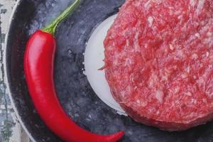 hamburger bianchi foto