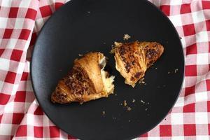 delizioso croissant foto
