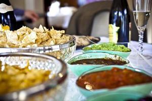cibo per feste foto