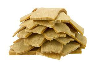 tofu essiccato foto