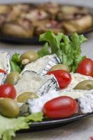 formaggio francese foto
