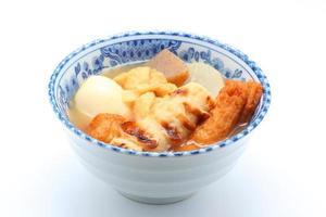 Oden, cibo giapponese foto