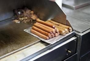 hot dog foto