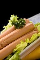 salsicce tedesche foto