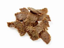 carne giroscopica foto