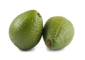 due avocado verdi foto
