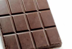 tavoletta di cioccolato foto