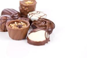 cioccolatini foto