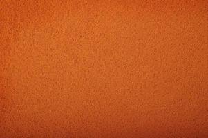 sfondo di cacao in polvere secca foto