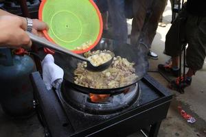 cucinando