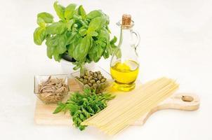 ingredienti da cucina foto