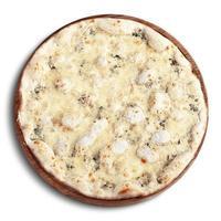 pizza con formaggio foto