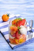 insalata di pomodori foto