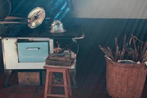 antico forno a legna foto
