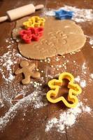 cottura dei biscotti foto
