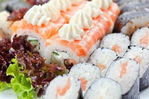 sushi giapponese