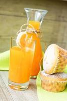 succo di mandarino