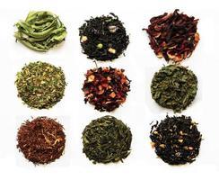 assortimento di tè