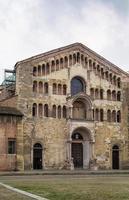 cattedrale di parma (duomo), italia