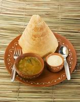 sambar dosa con chutney foto