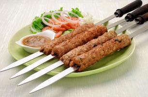 seekh kabab-2 foto