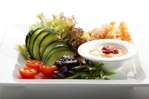 cibo tempura foto