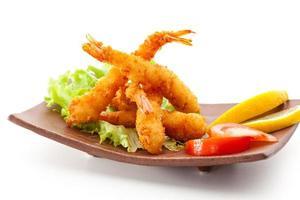 gamberi di tempura