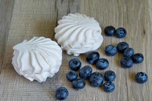 Zephyr di vaniglia bianco foto