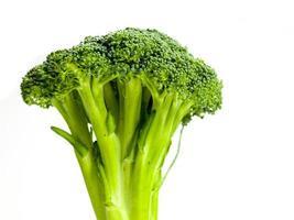 cimette di broccoli foto