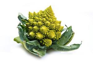 cavolo broccoli romanesco foto
